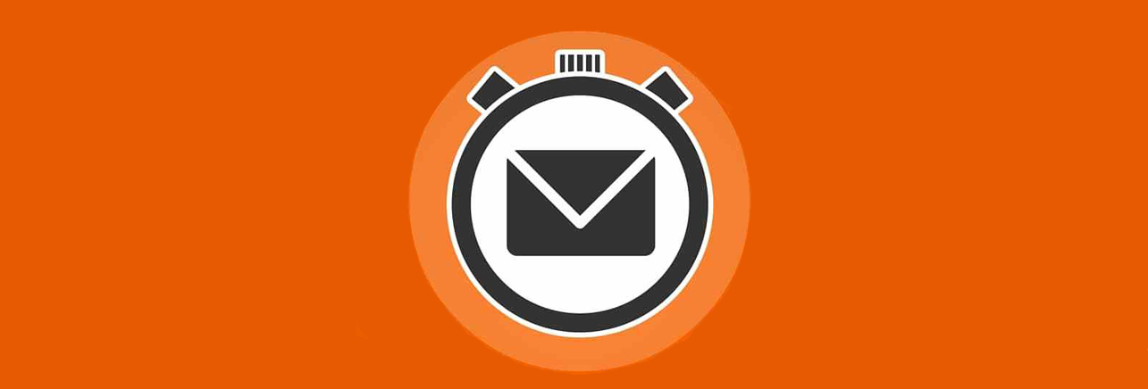 Лучшее время отправки писем